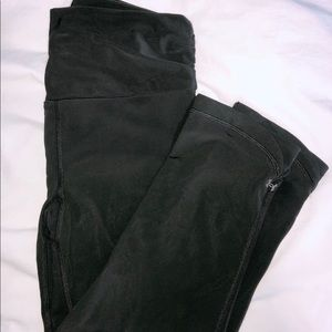 Under Armour Pants - Under Armour Cropped Compression Legging